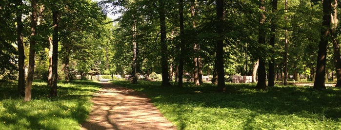 Парк ім. Т. Шевченка / Shevchenko Park is one of Locais curtidos por Вероника.