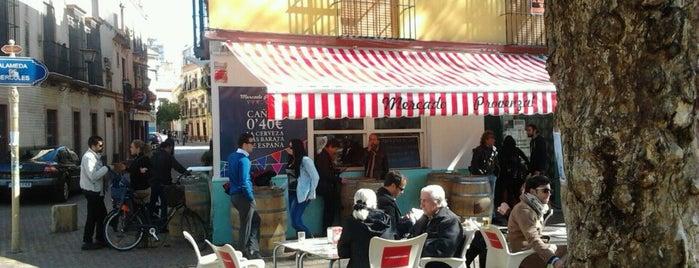 Mercado Provenzal is one of Sevilla.