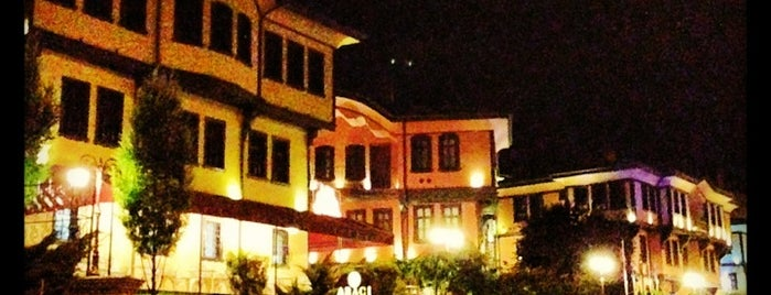 Abacı Konak Otel is one of Locais curtidos por Orhan Veli.