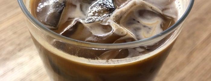 Bracket Coffee is one of PEK.