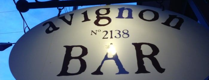 Bar Avignon is one of Eater PDX 38.