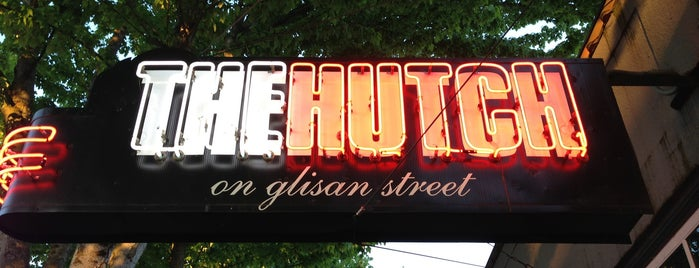 The Hutch Tavern is one of Portland Faves.