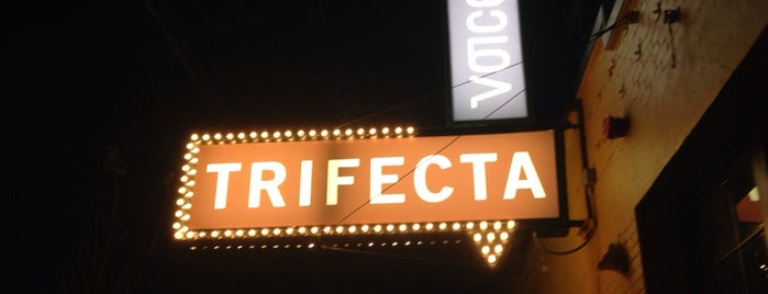 Trifecta Tavern and Bakery is one of Food to eat in PDX.