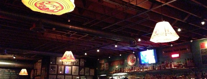 Whiskey Soda Lounge is one of Portland Faves.
