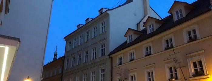 Metropolitan Old Town Hotel is one of Prague 🇨🇿.