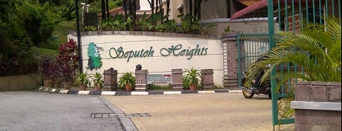 Seputeh Heights (Bukit Seputeh) is one of @R_Z@¢K°°°®.