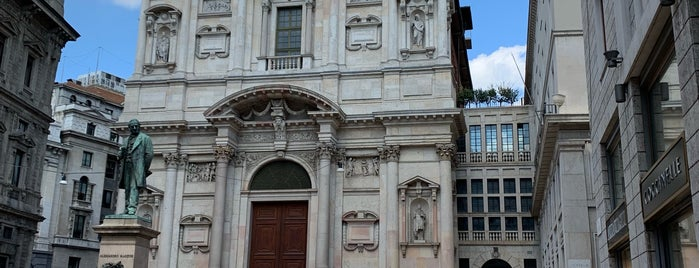 Chiesa di San Fedele is one of Giornate di primavera FAI 2015.