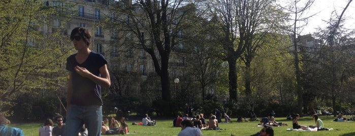 Jardin du Ranelagh is one of Plus beaux jardins de Paris.