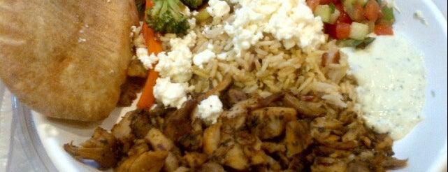 Roti Modern Mediterranean is one of [NY] FAVORITES !.