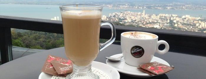 David Brown's Restaurant & Tea Terraces is one of Café | Penang.