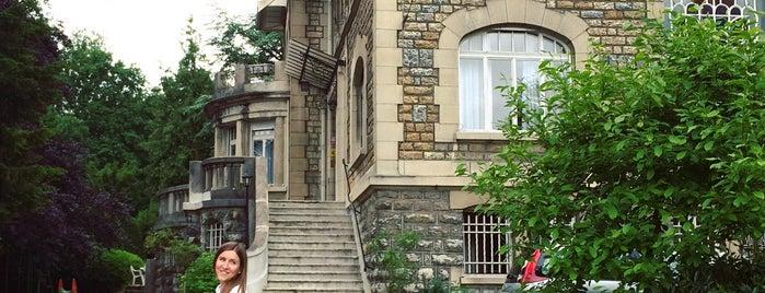 Hotel de France Montbeliard is one of Les Eurockeennes.