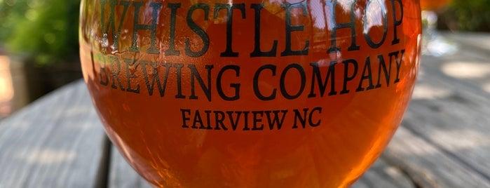 Whistle Hop Brewing Company is one of Posti salvati di Rachel.