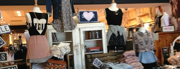 Brandy Melville is one of V2014.