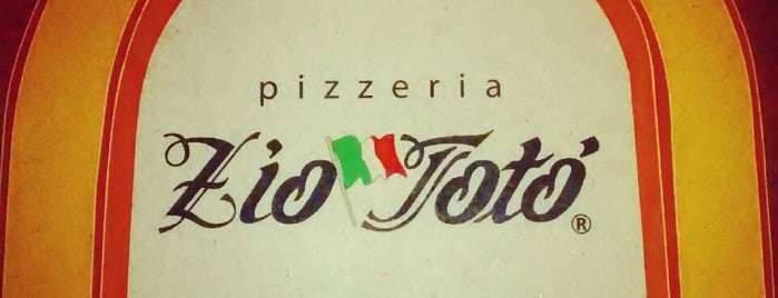 Zio Totó is one of Voltar.