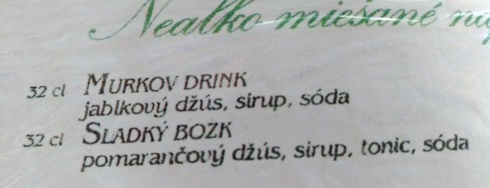 U Maškrtného Kocúra is one of Очень милое место.