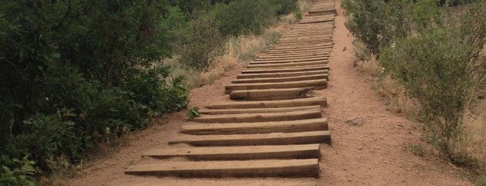 Mt. Manitou Incline Base is one of Colorado.