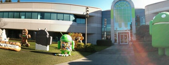 Googleplex is one of Silicon Valley Companies.