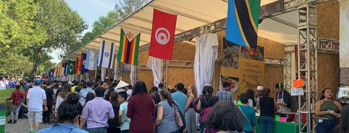 Feria Internacional De Las Culturas Amigas 2019 is one of Tempat yang Disukai Giovo.
