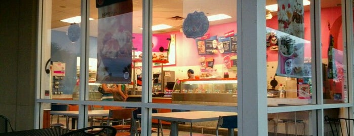 Baskin-Robbins is one of Good Eats.