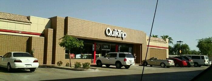 QuikTrip is one of Jeffrey : понравившиеся места.