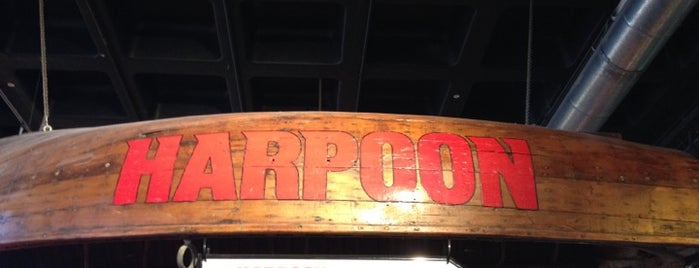 Harpoon Brewery is one of Top Craft Beer Bars: Boston Edition.