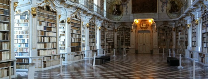 Stift Admont is one of Books everywhere I..