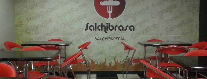 Salchibrasa is one of Jst2do.