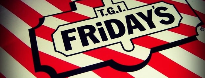 T.G.I. Friday's is one of Alexandra 님이 좋아한 장소.