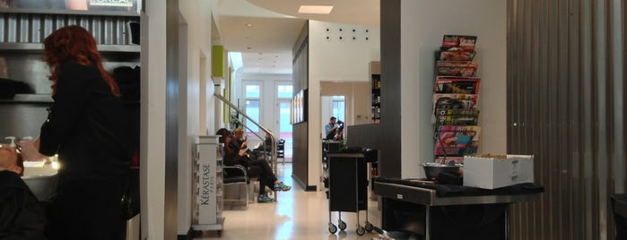 Maxine Salon is one of Chicago.