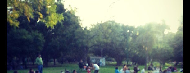 Parque Las Heras is one of Bs As - Argentina.