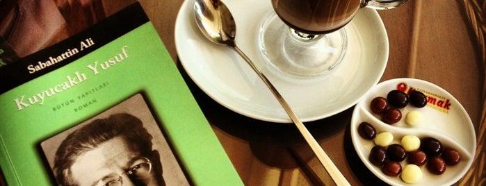 Kaymak Cafe & Restaurant is one of Posti che sono piaciuti a Ilker.