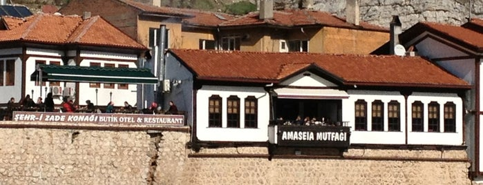 Amaseia Mutfağı is one of Amasya.