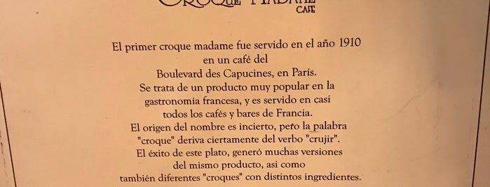 Croque Madame is one of Locais curtidos por Jimmy.