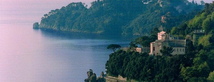 La Cervara, Abbazia di San Girolamo al Monte di Portofino is one of International: Hotels.