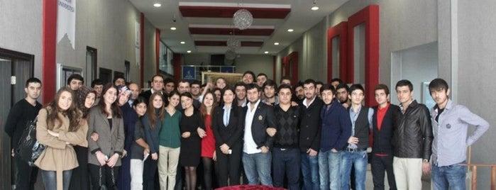 Mimarlık ve Mühendislik Fakültesi is one of ki.