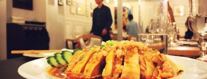 Les Saveurs du Sichuan is one of TimeOut 100 best restaurants in Paris.