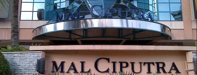 Mal Ciputra is one of Nongkrong di semarang.