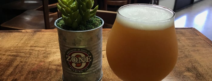 Zone 9 Brewing Co. is one of Daveさんのお気に入りスポット.