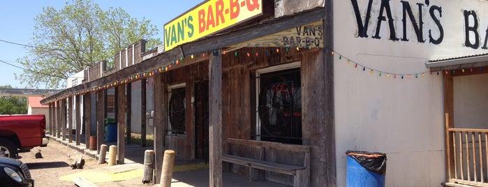 Van's BBQ is one of Food.