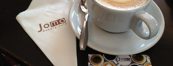 Joma Bakery Café is one of Places to work around the world.
