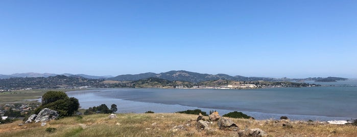 Ring Mountain Preserve is one of Marin County, CA.