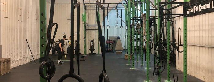 Crossfit Gym Central London is one of London - best of.