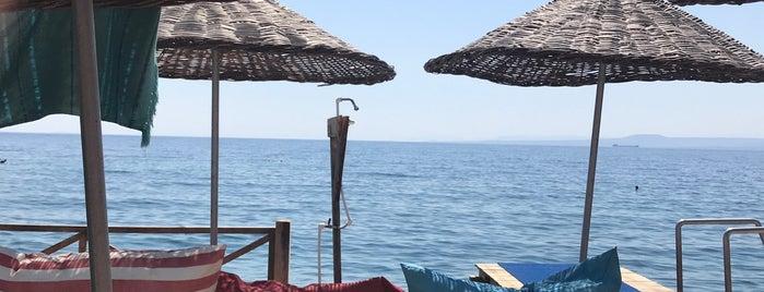 Çakır Beach is one of Bayram.