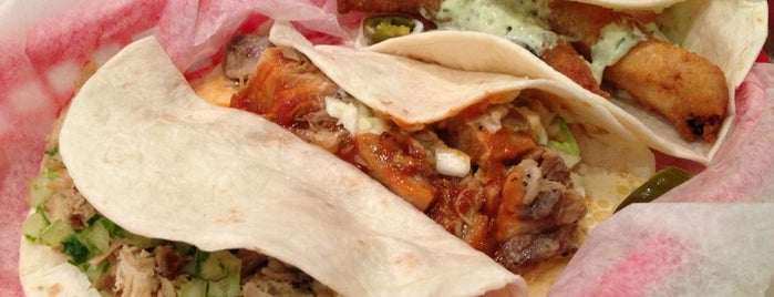 Taqueria del Sol Orlando is one of To try....