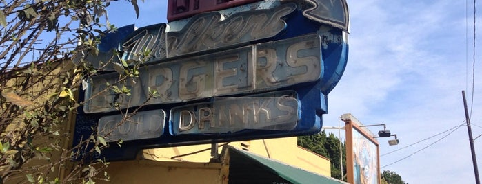 Walker's Cafe is one of Old Los Angeles Restaurants Part 1.