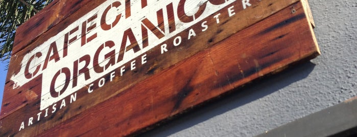 Cafecito Organico is one of Guests in Town I.