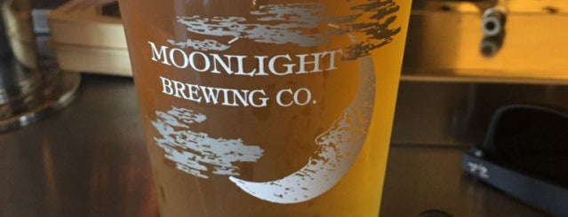 Moonlight Brewing Co. is one of north bay.