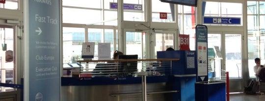 Gate B31 is one of Geneva (GVA) airport venues.