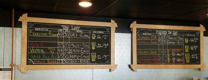 Bemidji Brewing Company is one of Minnesota.
