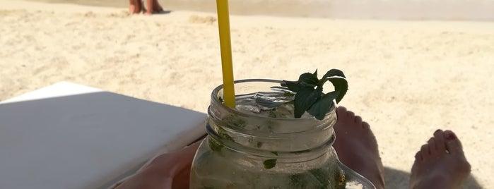 """Beach """"Abiori"""" is one of Corfu, Greece."""